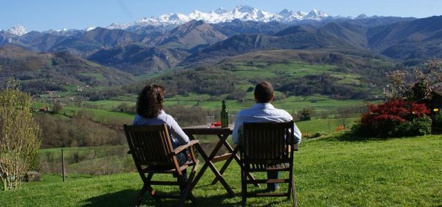 escenario turismo rural España 2015